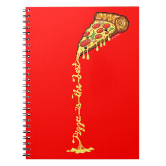 Pizza is the best notebooks