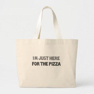 PIZZA JUMBO TOTE BAG