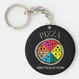 pizza keychains