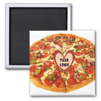 Pizza Lover Magnet