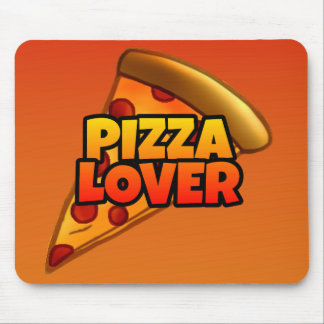 Pizza Lover Mousepad