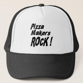 Pizza Makers Rock! Hat