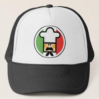 Pizza Man Trucker Hat