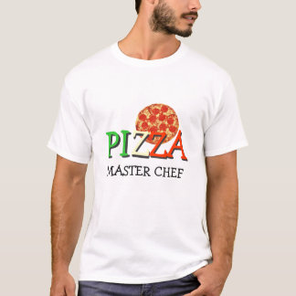 Pizza Master Chef T-Shirt