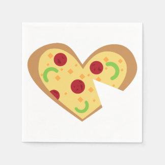 Pizza Napkin Paper Napkin