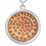 PIZZA NECKLACE (buy it for your mum or dad!)
