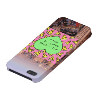 Pizza & New York iPhone 5/5S Cover