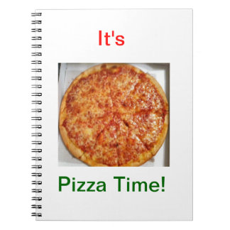 Pizza! Notebooks
