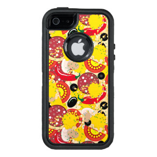 Pizza OtterBox Defender iPhone Case