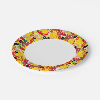 Pizza Paper Plate