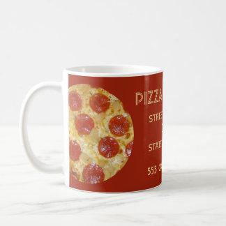 Pizza Parlor custom mugs