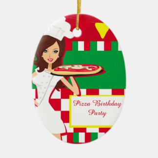 Pizza Party Decoration