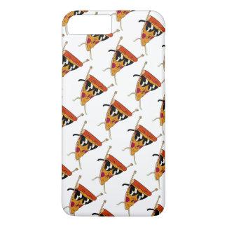 pizza party sun summer fun iPhone 7 plus case