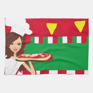 Pizza Party TeaTowels Tea Towel