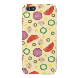 Pizza Pattern 2 Case For iPhone 5/5S