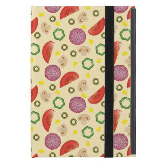 Pizza Pattern 2 Covers For iPad Mini
