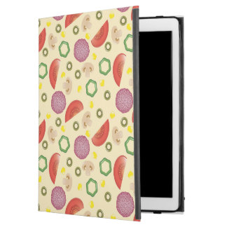"Pizza Pattern 2 iPad Pro 12.9"" Case"