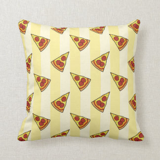 Pizza Pattern Cushion