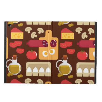 Pizza Pattern iPad Air Case