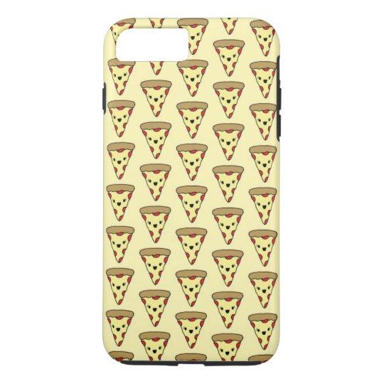 Pizza Pattern iPhone 7 Plus Phone Case