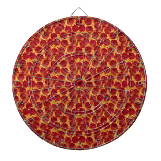 pizza pizza dartboard