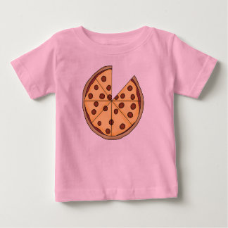 Pizza Pizza Pizza Baby T-Shirt