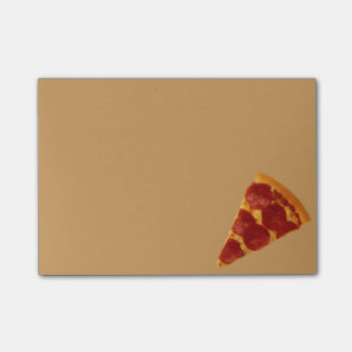 Pizza Post-It Post-it® Notes