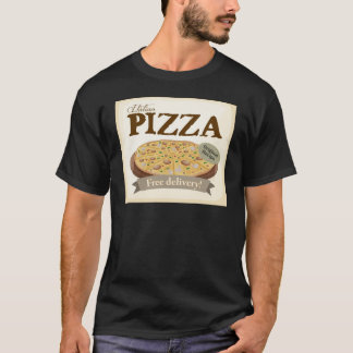 Pizza poster T-Shirt