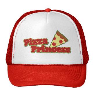 Pizza Princess Cap