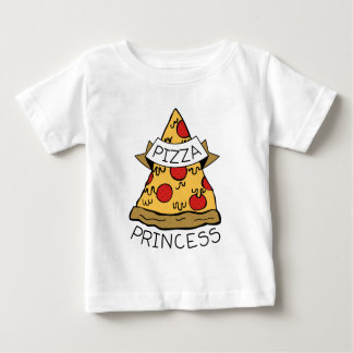 Pizza Princess Tee Shirts