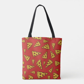 Pizza Rules! Tote Bag