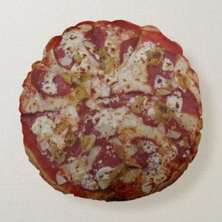 Pizza Rustica throw pillow