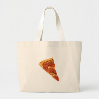 Pizza Slice - A Slice Of Pizza Tote Bags