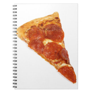 Pizza Slice - A Slice Of Pizza Notebooks
