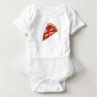 Pizza slice baby bodysuit