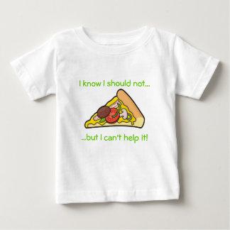 Pizza slice baby T-Shirt