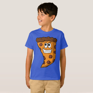 Pizza Slice Cartoon Shirt