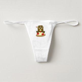 Pizza Sloth Underwear
