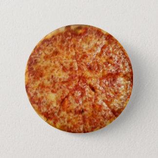 Pizza Time! 6 Cm Round Badge