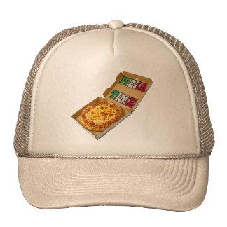 Pizza Time Cap