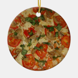 Pizza Time! Christmas Ornament