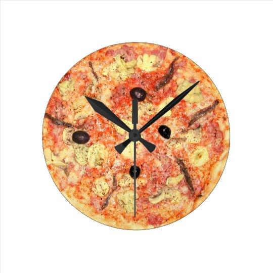 Pizza Time Clocks