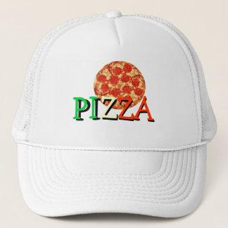 Pizza Trucker Hat