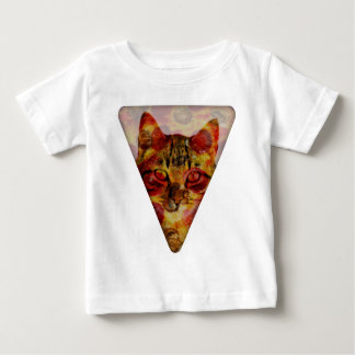 PizzaCat Slice Baby T-Shirt