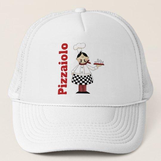 Pizzaiolo Pizza Chef Trucker Hat