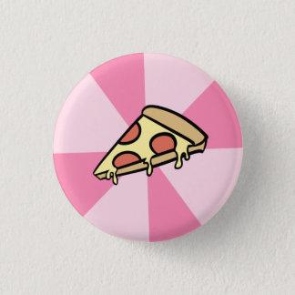 Pizzalicious 3 Cm Round Badge