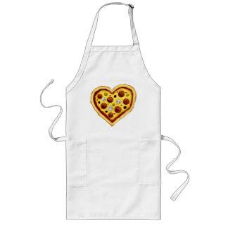 _pizzaluv long apron
