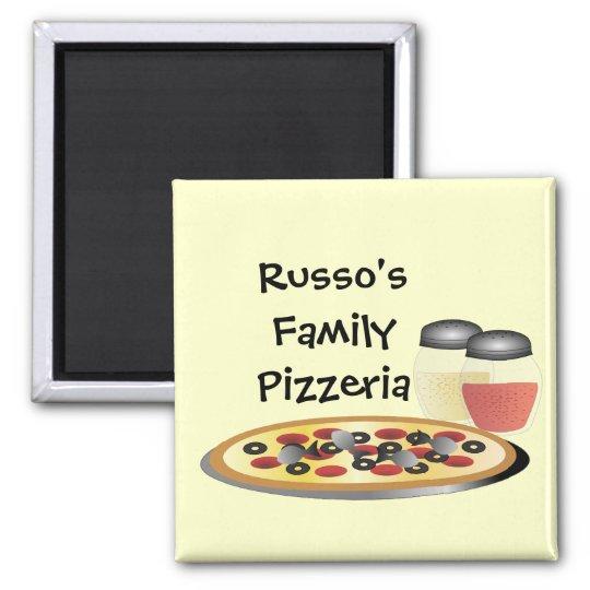 Pizzeria Magnet
