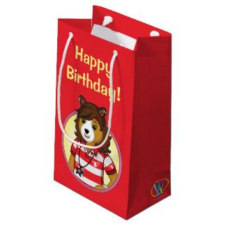 PJ Collie Small Gift Bag