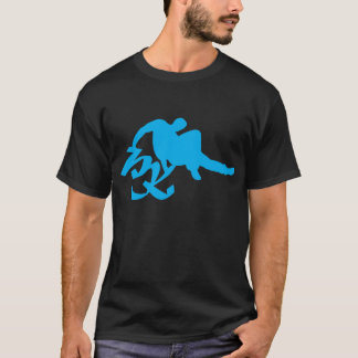 PK Lazy Blue T-Shirt